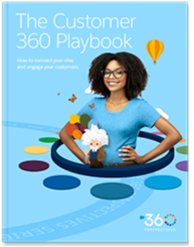 Customer 360 Playbook Cover
